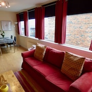 The Westbridge - Glasgow City Apartment - Geschikt Voor 4 Personen