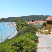 Mb Two Rooms at 20 Meters From the Beach