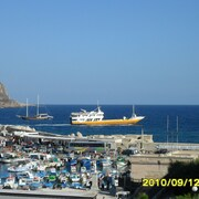 Favignana Penthouse IN Downtown Superpanoramico ON Marina With Terrace 20sqm