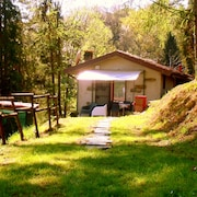 Relax, Comfort, Intimacy and Nature - Bergamo and Iseo and Como Lakes - SKY TV and BBQ