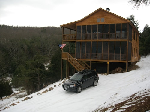 Deluxe Lost River Mountain Cabin With Amazing Views