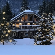 Northwood Chalet Whistler: Luxury Golf Course Home, Stunning Views of Blackcomb!