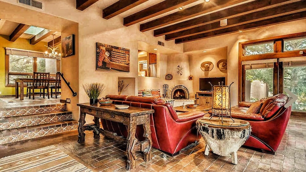 Featured Image, Upscale Retreat Minutes From The Famous Santa Fe Plaza