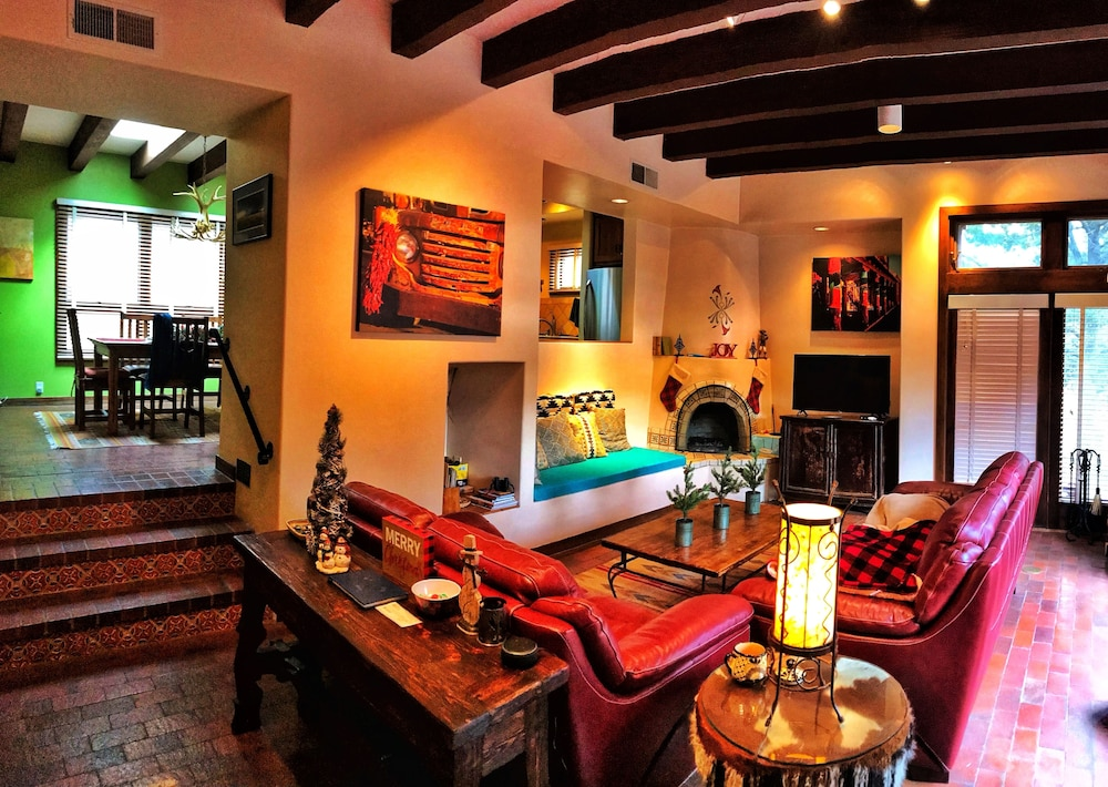 Interior, Upscale Retreat Minutes From The Famous Santa Fe Plaza