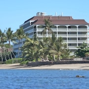 Lowest Priced Lahaina Shores Ocean View Premier Studio 195 Sq.ft. Private Lanai'