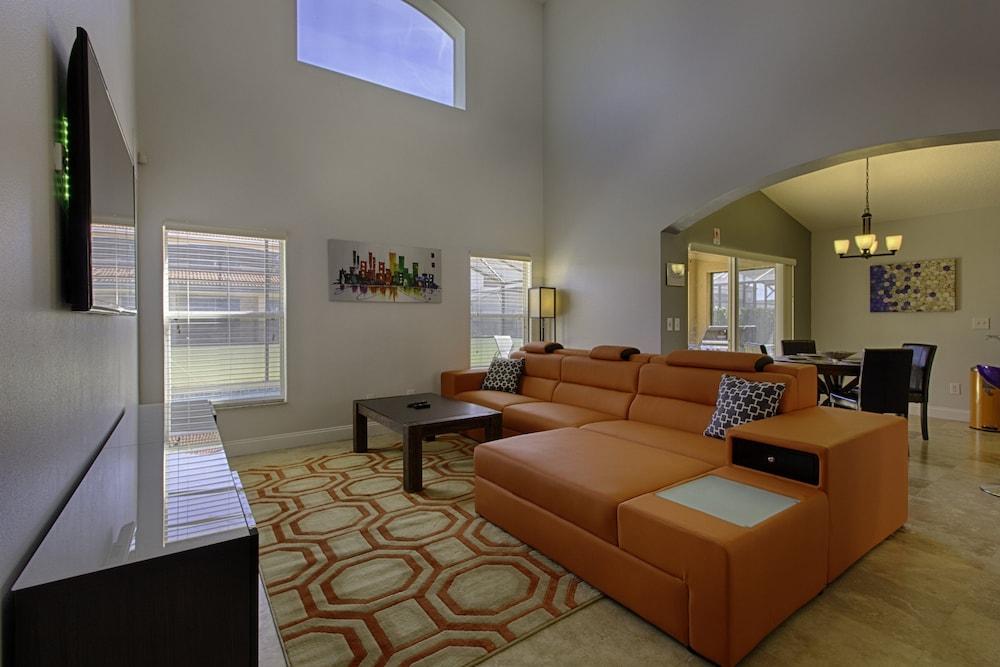 Ultra Modern Disney Paradise Villa! 5 Star Resort Amenities ...