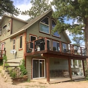 Summit Lodge-relaxation With Spectacular Views of the Hills, 2-3+ Bdrms/1-2 Bath