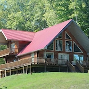 Yatesville Lake Premier Cabin Rental - Best Vacation Home in Eastern KY