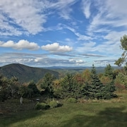 Stunning Views, Beautifully Appointed Home Close to Wineries, Primland & Parkway