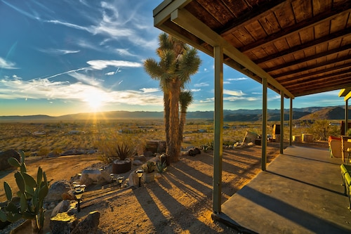 Joshua Tree Roca Vista-amazing Views-hot Tub-newly Remodeled-free Wifi-netflix