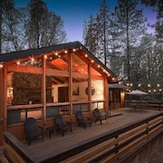 Experience Yosemite at the Park and on the Grounds of This Beautiful Property!