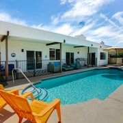 Modern Golf Course Pool Home With New Low Winter Rates!