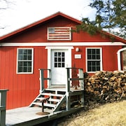 Family-friendly Cabin With 3 Separate Living Rooms! Sleeps 16! Walk to the Lake!