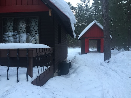 Family Friendly Chocorua Ski & Beach Cabin King Pine North Conway Direct Trail