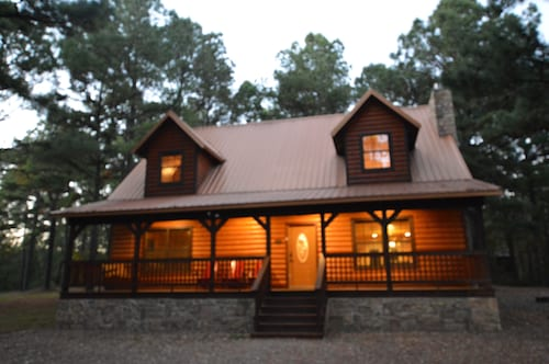 Check Expedia for Availability of Amazing Grace-family Friendly Luxury Cabin-3 Bedrooms 2.5 Bath