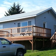 Snappers Inn, 2 Br Waterfront Cottage, Deck & Gorgeous Views, Walk To Town