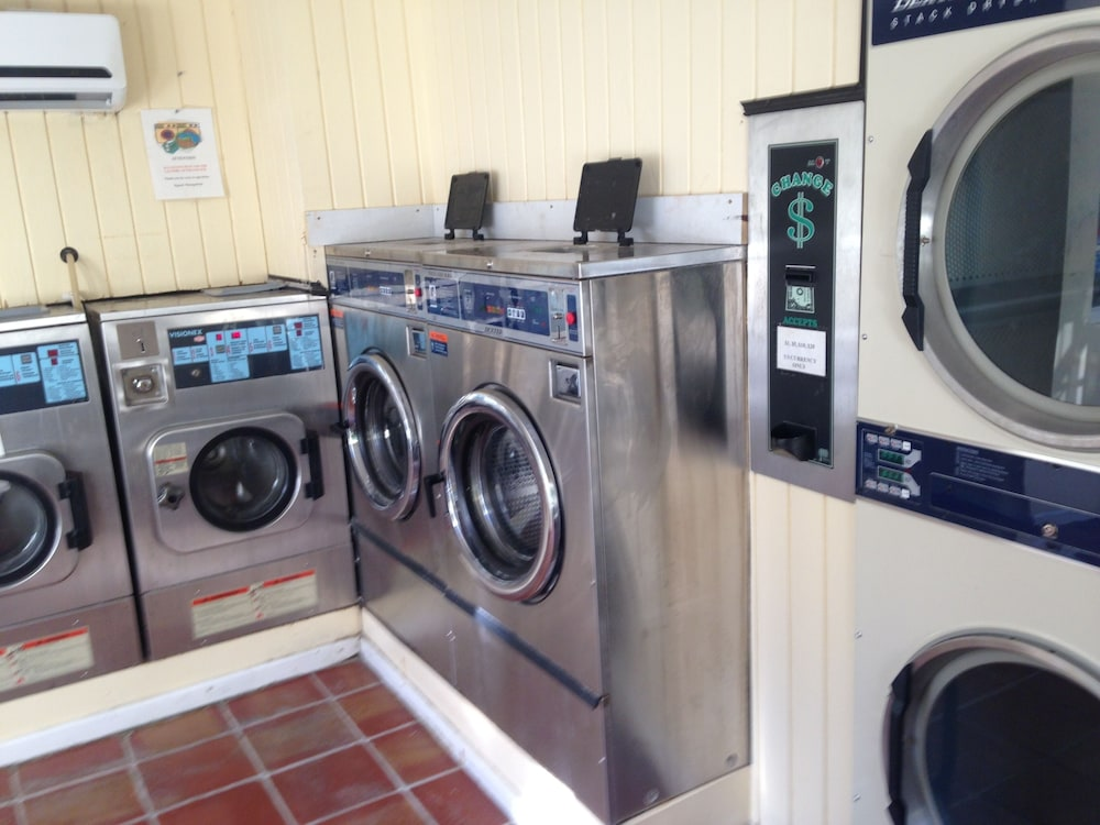 Laundry Room, Sunrise Beach Villas - Deluxe 1 Bedroom Condo Located on Beachfront Resort