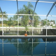 Peaceful, Canal Home in Desirable Punta Gorda Isles. Walk to Fishermen's Village