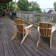 4br, Ocean/harbor Views, Large Deck, & Grill, Main st, Parking, pet Friendly