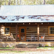 Log Cabin Located in Corinth, Ms. Located Close to Shiloh National Military Park
