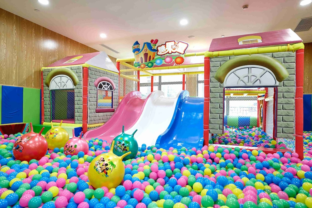 Children's Play Area - Indoor, Tongli Lakeview Hotel