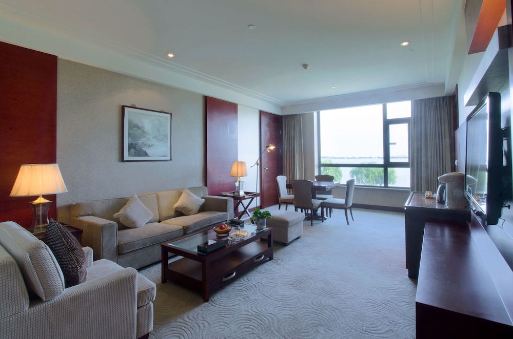 Living Room, Tongli Lakeview Hotel