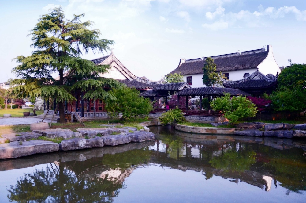 Garden, Tongli Lakeview Hotel