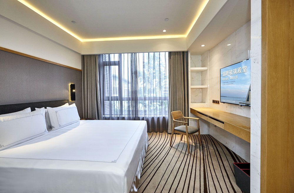 Room, Tongli Lakeview Hotel