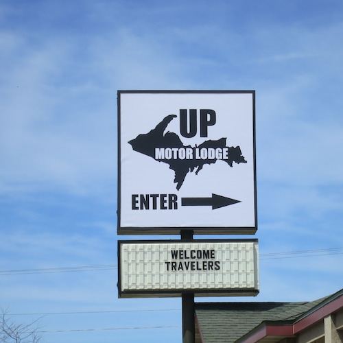 Check Expedia for Availability of UP Motor lodge