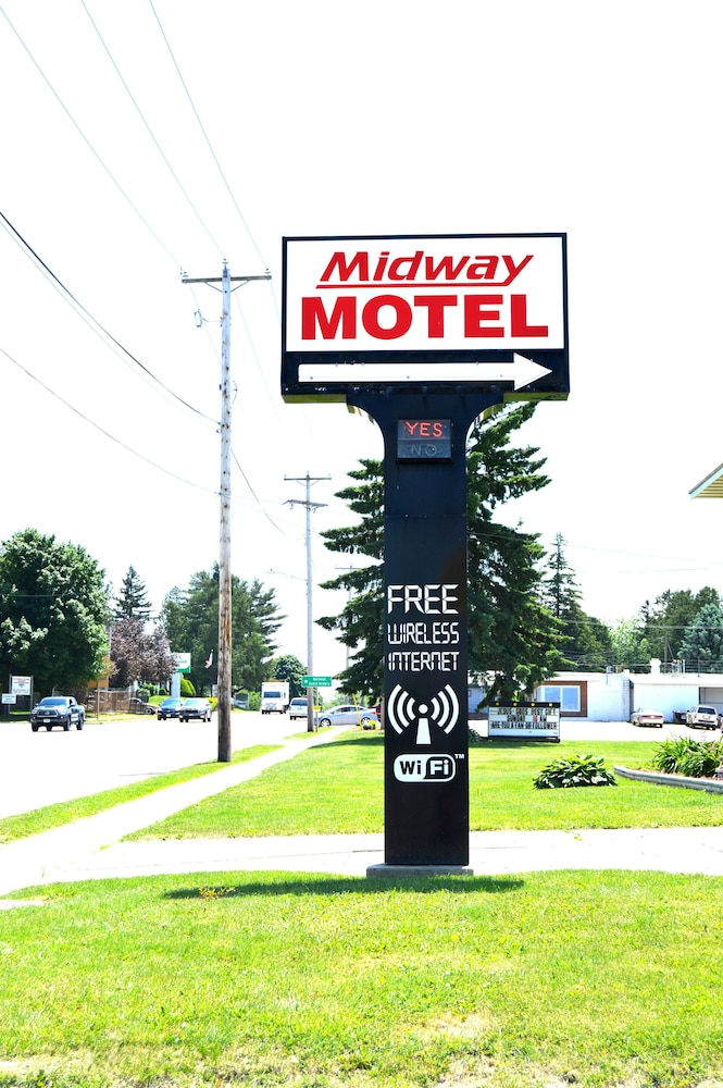 Midway Motel Viroqua Wi