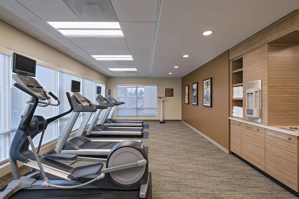 Fitness Facility, TownePlace Suites by Marriott Tacoma Lakewood