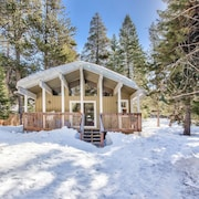 1540TS Snowy Owl - 3 Br cabin by RedAwning