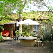 LOG Cabin With Free Wifi, Fuel & Linen, Near Chateaubriant, Loire Atlantique