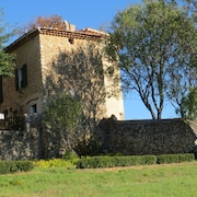 15 mn Lake Esparron / Verdon In the Heart of Nature Comfortable House: 2 to 6 People
