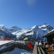 SKI TO Wellness Wellness AND Excursions ON THE Largest Mountains OF Europe