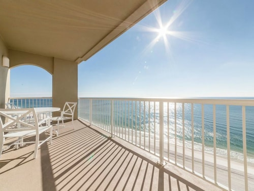 14th Floor East Corner Gulf Front With Spectacular Views,1677 sq. Feet
