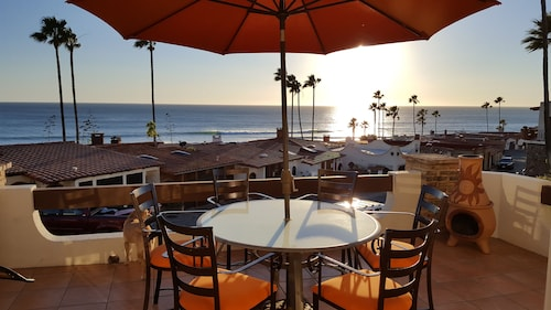 Sweeping Ocean and Surf View, Closest to Beach, Best Floor Plan, Top Rated