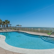 Sept From $129/nt ~ Direct Oceanfront 6th Flr Condo, 2 Pools+hot Spa, Fitness Rm