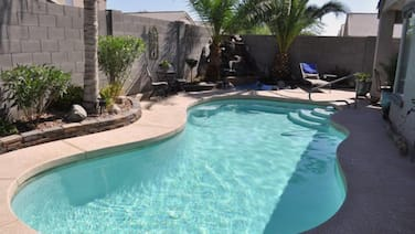 Centrally Located Rancher With Private Pool