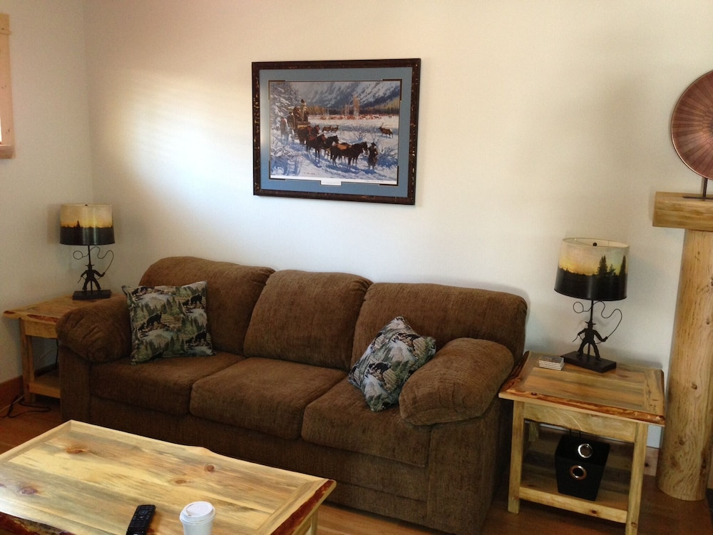 Living Room, The Copper House - New - Sleeps 6