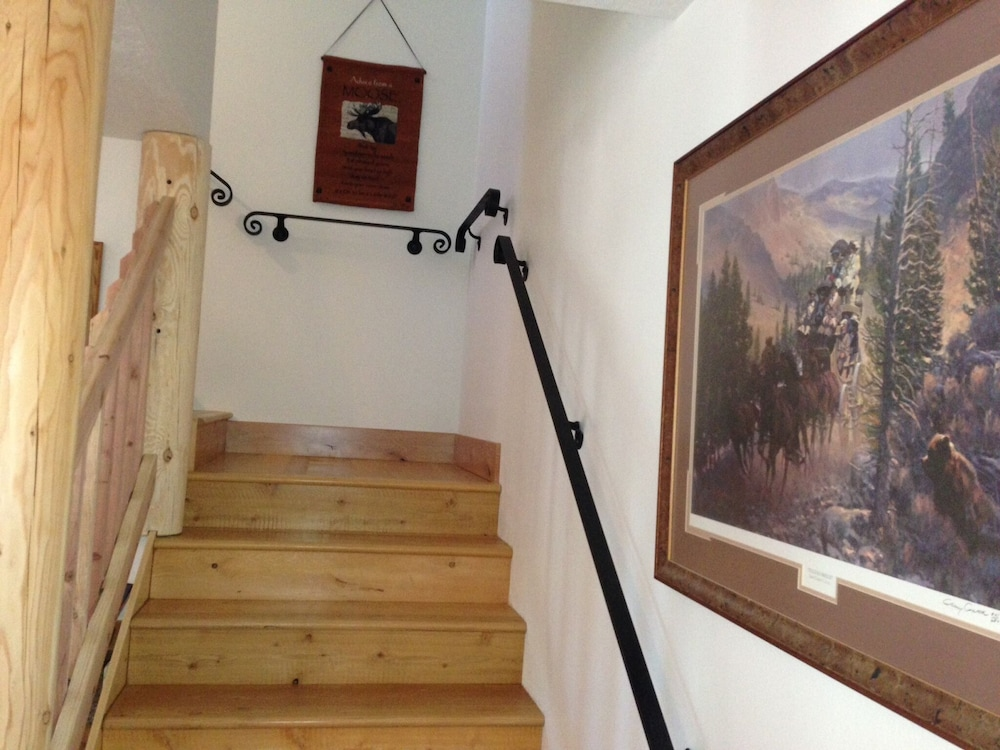 Interior, The Copper House - New - Sleeps 6