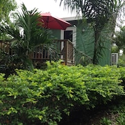 'papaya Cottage' Very Private Cottage In The Woods-close to Beach And Diving