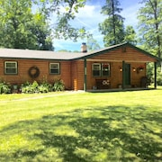 Cozy Creekside Cabin -lehigh Valley/allentown