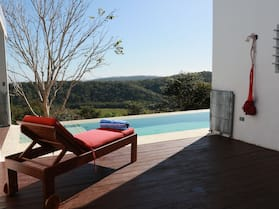 Beautiful Modern House With Impressive Panoramic View and Pool-for Bird Lovers