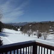 4 Bedroom/ 2 Bath With This Fabulous View - Can Walk to Slopes