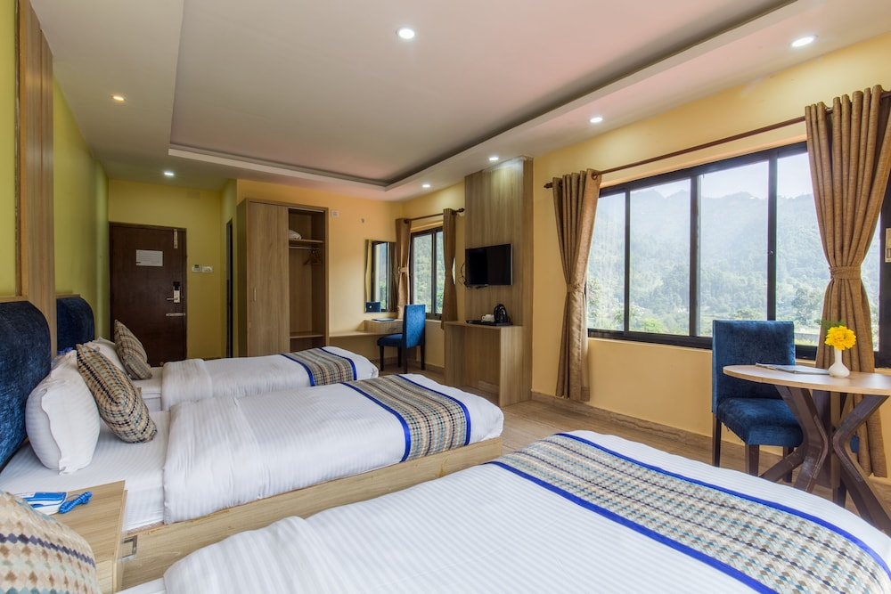 Room, Siddhartha Resort, Chumlingtar
