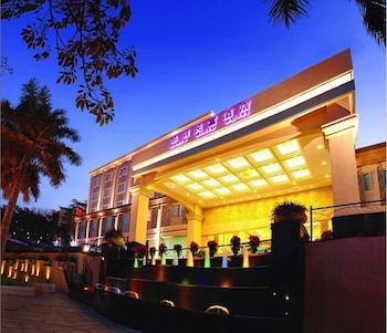 華羽民富大酒店