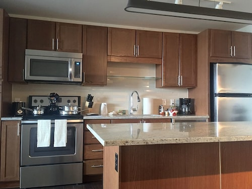 Check Expedia for Availability of Heart of Downtown, Walk to Convention Center - 2 Br apts by RedAwning