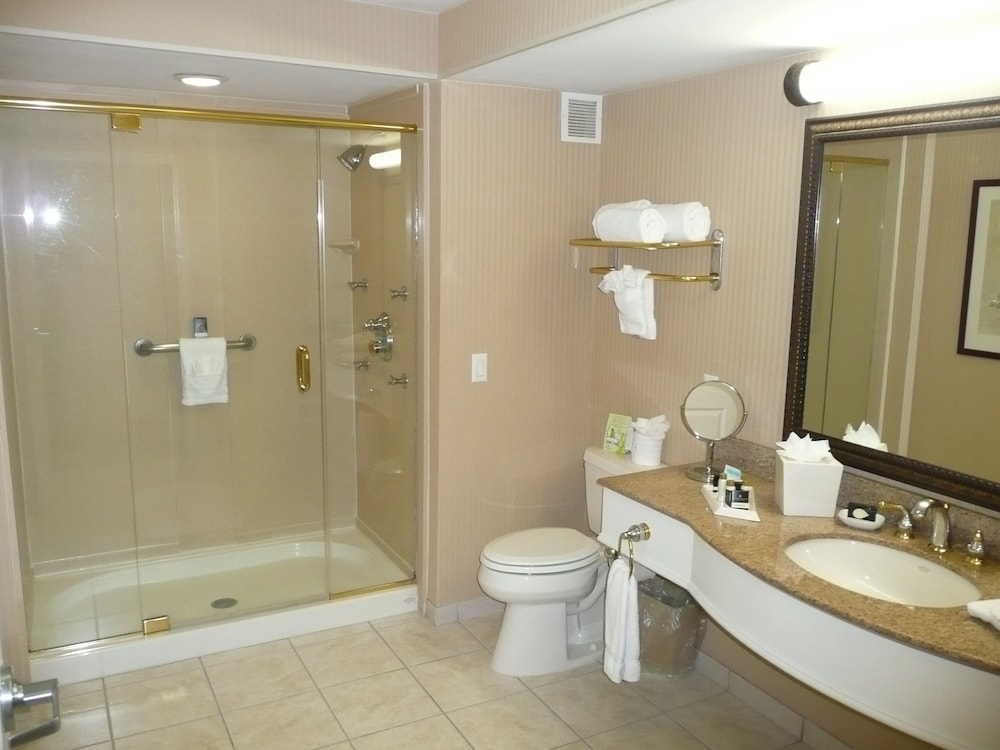 Bathroom, The Wilshire Grand Hotel