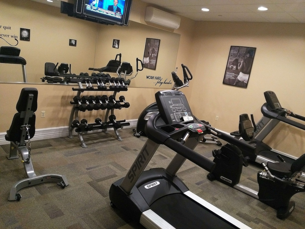 Fitness Facility, The Wilshire Grand Hotel